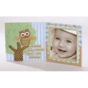 Roman, Inc. Learning to Fly Owl Photo Frame * Sacrament Catholic