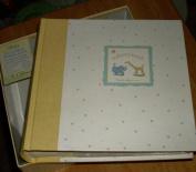 Rare! John Lennon Real Love Baby Photo Journal Album - Holds 200 Photos - Baby Shower Gift