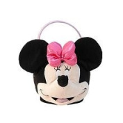 Mickey & Friends Plush Easter Basket - Minnie Mouse