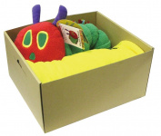 Zoobie Pets Vhcg001 Hungry Caterpillar Gift Box Set /