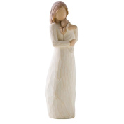 DEMDACO Willow Tree Figurine, Angel of Mine