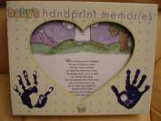 Baby's Handprint Memories