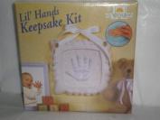 Lil Hands Keepsake Kit, Pink or Blue