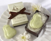 """""""The Perfect Pair"""" Scented Pear Soap - Baby Shower Gifts & Wedding Favours"""