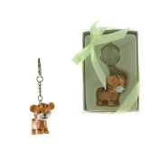Lunaura Baby Keepsake - Set of 12 Baby Tiger Key Chain