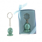 Lunaura Baby Keepsake - Set of 12 Baby Octopus Key Chain