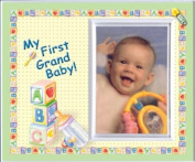 My First Grand Baby Picture Frame Gift