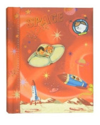 Dolce Mia Kids' Space Sew Vintage Brag Book - 40 4x6 Photos