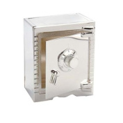 Vault Bank, Silver Plated
