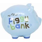 Blud Boy's Carter's Child of Mine Ceramic Piggy Bank