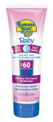 banana Boat Baby tear free,SPF 60 Sunscreen Lotion 8 oz / 240 ml