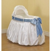 A Gift for You Bassinet Set- with Blue Sash