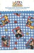 Disney Babies Thermal Knit Receiving Blanket