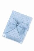 """Bearington Collection Dottie Blankie"""" (Blue)"""""""