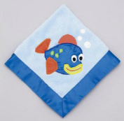 Mullins Square Kids / Teether Blanket, Fish