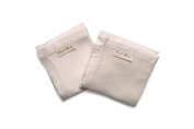 Favourite Tag Along Mini Organic Cotton Baby Blanket - MADE IN THE USA - GOTS Certified Organic Cotton