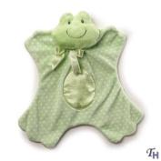Gund Baby Satineesnug, Dottersworth Frog, 33cm