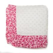 Pam Grace Creations Blanket, Tabby Cheetah
