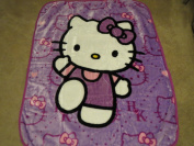 Baby Blanket--Hello Kitty