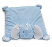 Blue Elephant Tummy Nap Mat for Baby Boy
