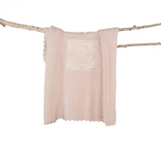 Barefoot Dreams CozyChic Baby Receiving Blanket