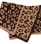 Barefoot Dreams in the Wild Leopard Receiving Blanket