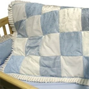 Baby King Blue Cradle Bedding-Size