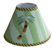 Lamp Shade for Jungle Monkey - Green Baby Bedding Set By Sisi