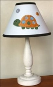 Lamp Shade for Froggie and Friends Baby Bedding By Sisi