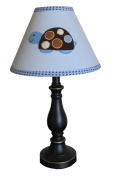 Lamp Shade for Turtle Parade Baby Bedding Set By Sisi