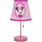 Disney Minnie Mouse Table Lamp for sitting pretty