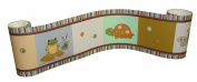 Wall Border for Froggie and Friends Baby Bedding Set By Sisi