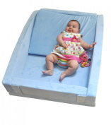 PORTABLE TRAVEL INFANT BED CRIB & PLAY AREA - cosy NAPPER