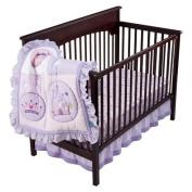 Tiddliwinks Princess Collection 3 Pc. Crib Set