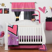 Sassy Shaylee 3 Piece Baby Crib Bedding Set by One Grace Place