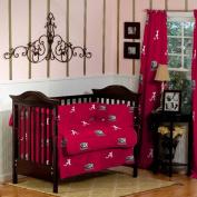 Alabama Crimson Tide Baby Crib Set - 5Pc