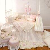 Ava 3 Piece Baby Crib Bedding Set by Glenna Jean