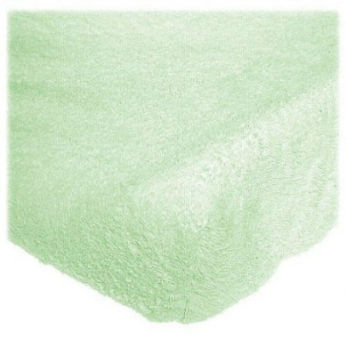 Especially for Baby Terry Changing Pad Cover - Sage