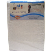 Abstract Waterproof Terry Bed Bug Cover 39x75
