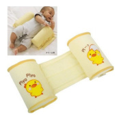 Shot-in Baby Stereotypes Pillow Head Anti-Roll Birth Toddlers Comfortable Sleeping Tool Free Baby Hat
