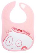 Baby bib - DKTB Pink Kawaii Bib