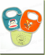 Paul Frank Music Julius 3 Bibs Set