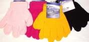 Set of Four One Size Magic Gloves for Infants and Toddlers Ages 1-4 Years