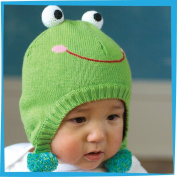 Frog Hat for 2-3 yrs