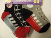 Max Grey Baby Socks ~ Set of 2, 18-24 Months