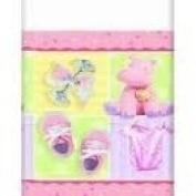 Teeny Tiny Girl Plastic Tablecover