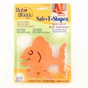 Baby Buddy-Compac 200 BB Safe-T-Shapes Appliques- Goldfish