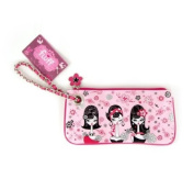 Chelsea Girl Make Up Clutch by Fluff
