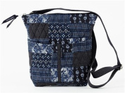 Bella Taylor Claremont Hipster Quilted Cotton Cross Body Bag