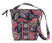 Bella Taylor Serafina Hipster Quilted Cotton Cross Body Bag